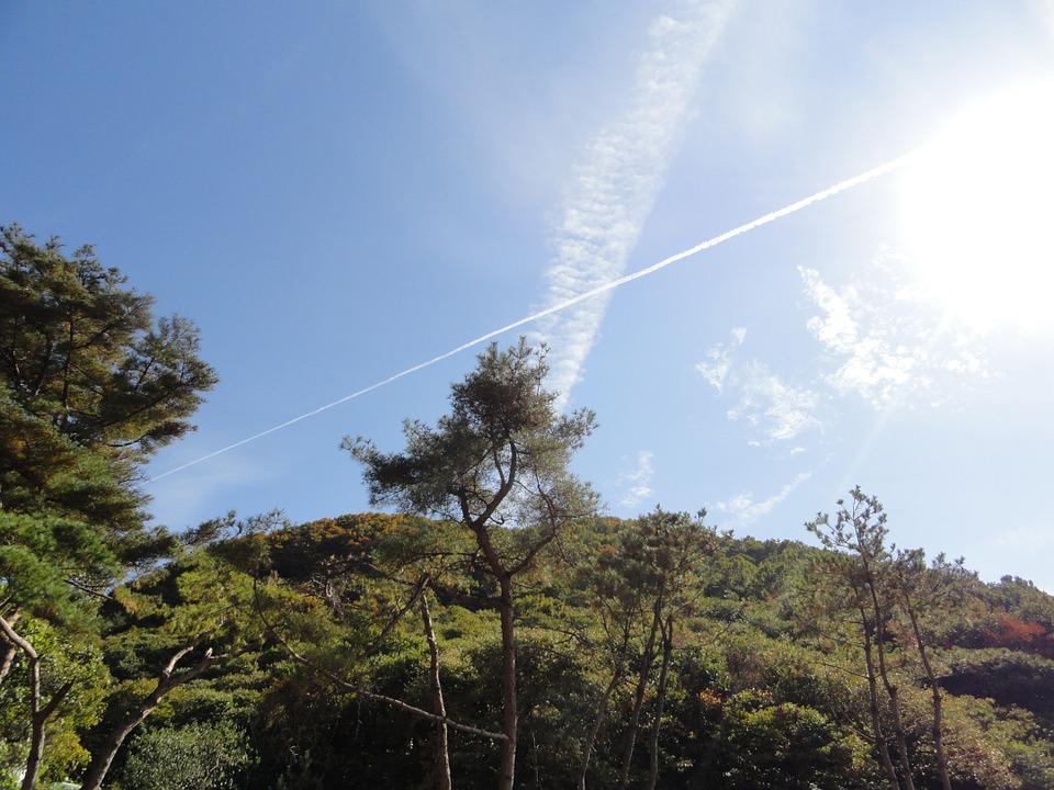 Free photo Gyeonggi Do Hike For An Empty Mountain.