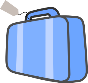 Luggage Clipart Images.