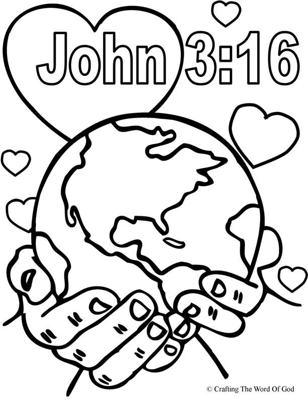 Free Clipart For God So Loved The World.
