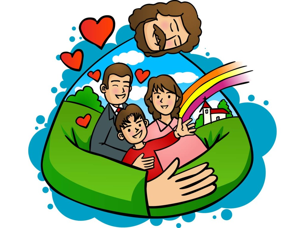 Family Of God Clipart.