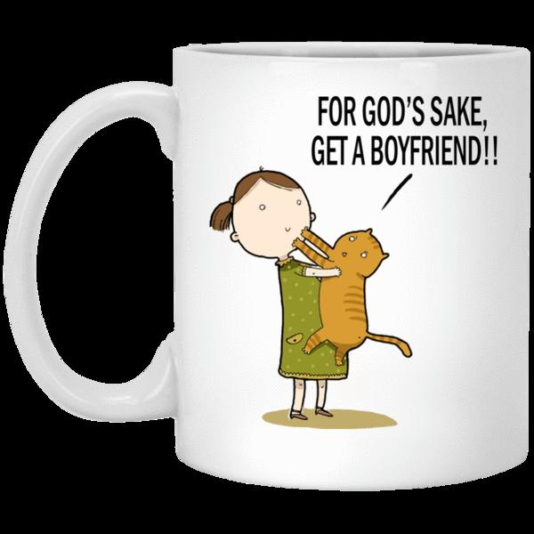Cat Mug.