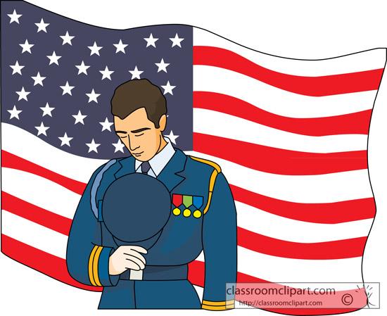Clip Art Honor a Veteran.