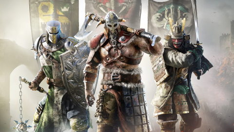 For Honor review.