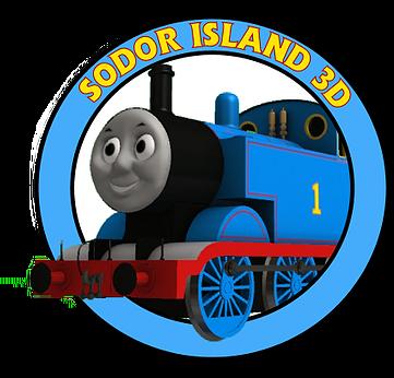 Sodor Island 3D.