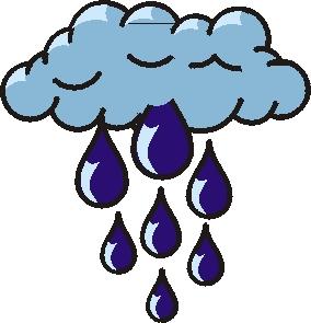 Rainy Clipart.