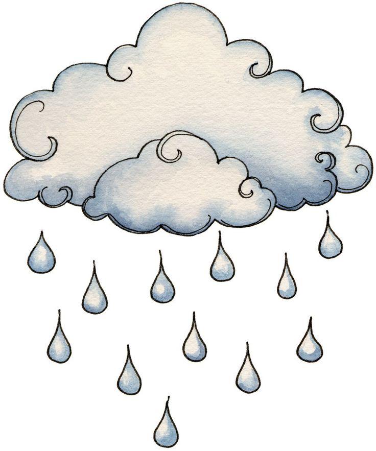 Rain clipart hd.