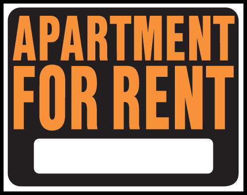 For rent clipart free.