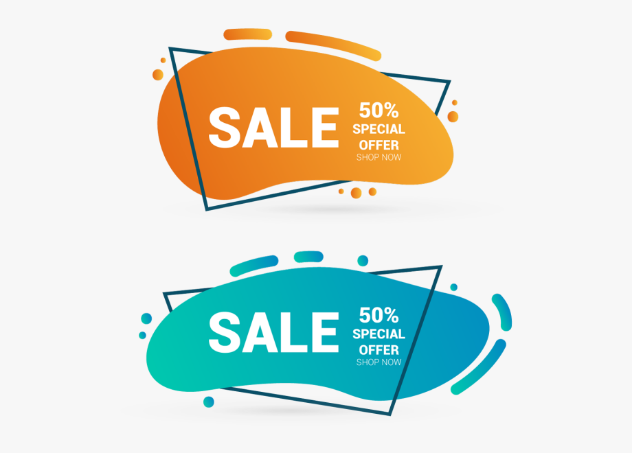 Offer Sale Banners Banner Clip Art Library Stock.