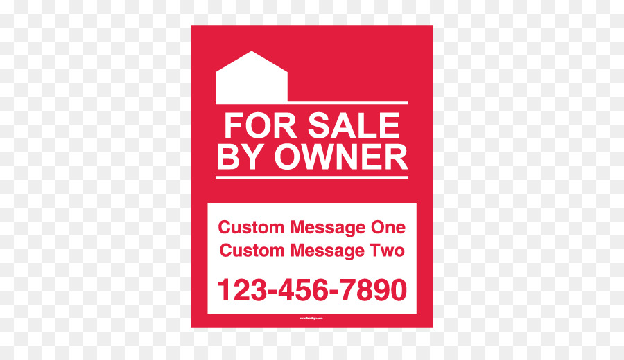 Red Banner Sale png download.