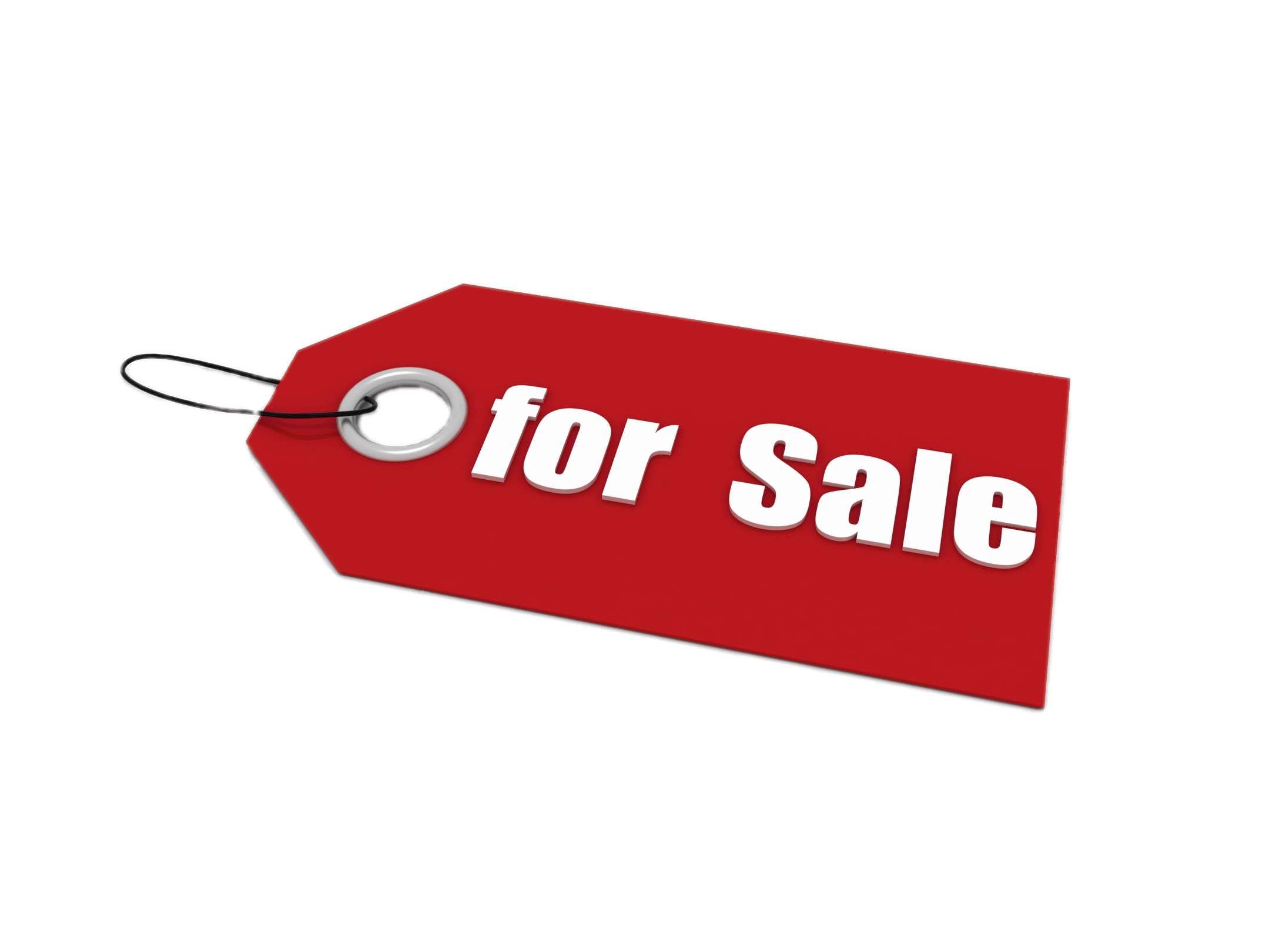 For Sale Tag transparent PNG.