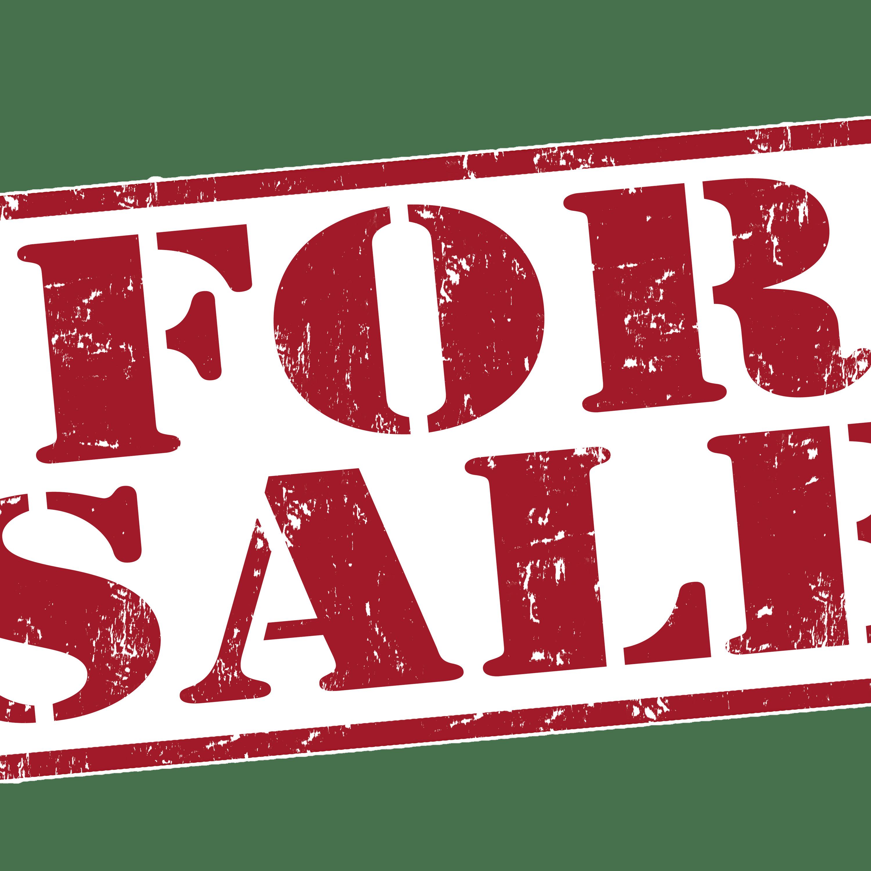 For Sale Full Sign transparent PNG.