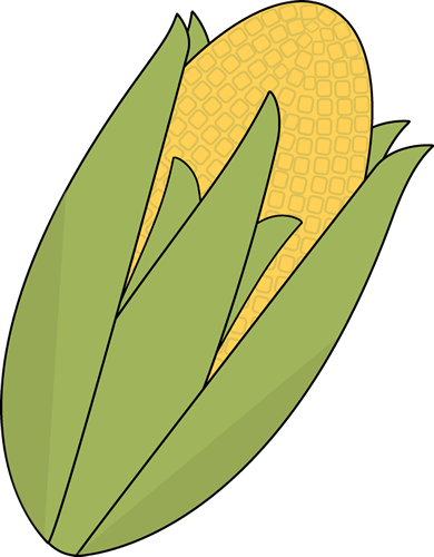 Ear of Corn Clip Art.