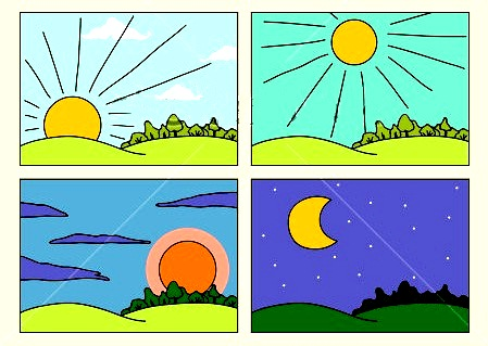 Good morning good afternoon good evening clipart.