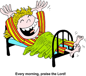 Morning Clipart.