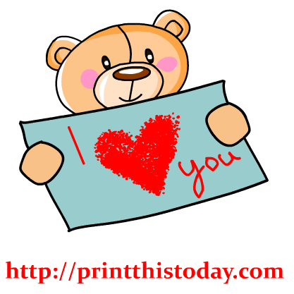 Love You Clipart & Love You Clip Art Images.