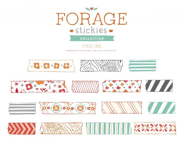 1000+ images about Washi Tape Clipart & Vectors on Pinterest.