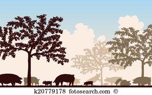 Foraging Clipart Illustrations. 231 foraging clip art vector EPS.