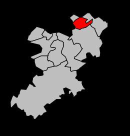 Canton de Forbach — Wikipédia.