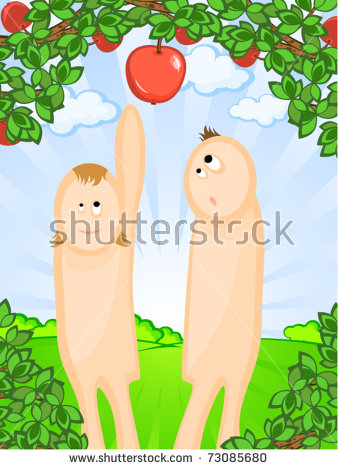 Forbidden Fruit Stock Photos, Royalty.