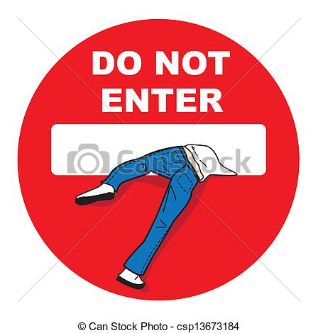 Vector of panel,sign,stop,forbidden,private,.