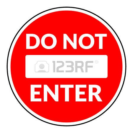 To Enter Forbidden Stock Photos Images. Royalty Free To Enter.