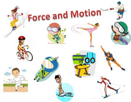 Force and motion clipart 3 » Clipart Station.