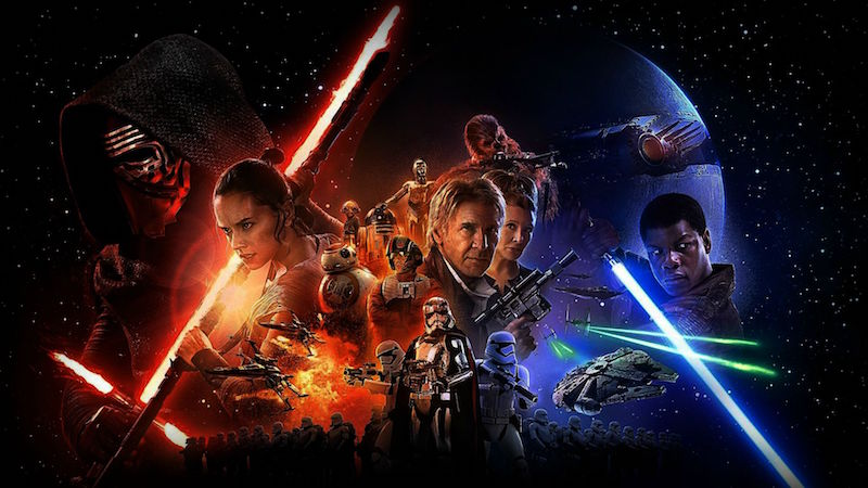 Star Wars wallpaper in HD.