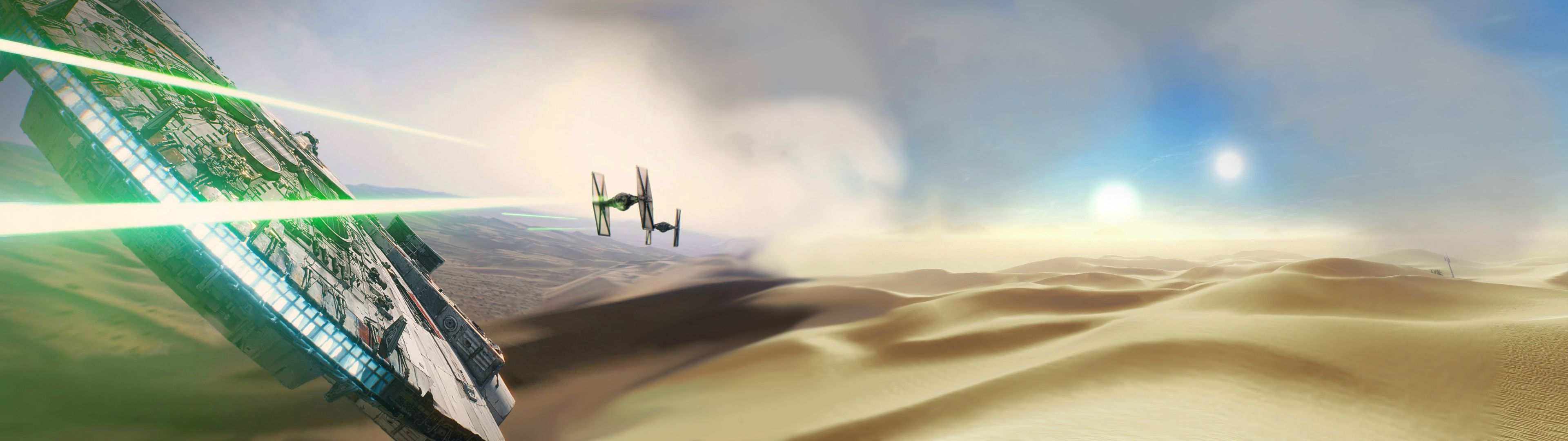3840x1080 wallpaper star wars.