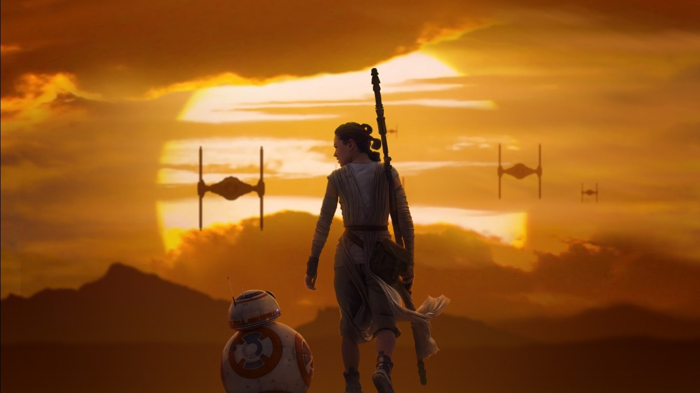 star wars the force awakens wallpaper.