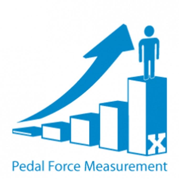 Lode Ergometry Manager Pedal Force Measurement Upgrade LEM10.