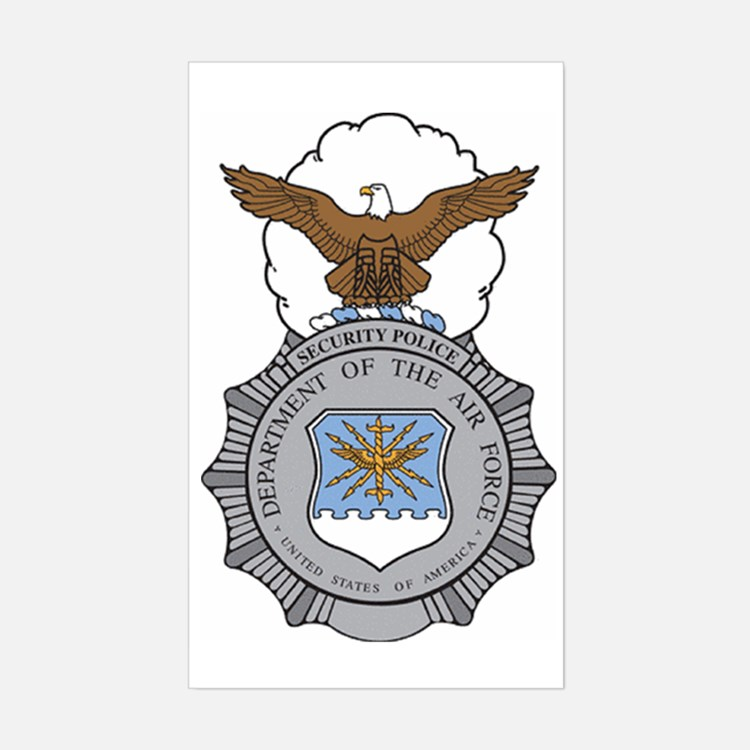 Usaf security forces clipart.
