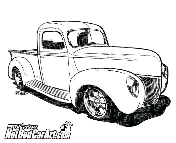ford clip art #2.