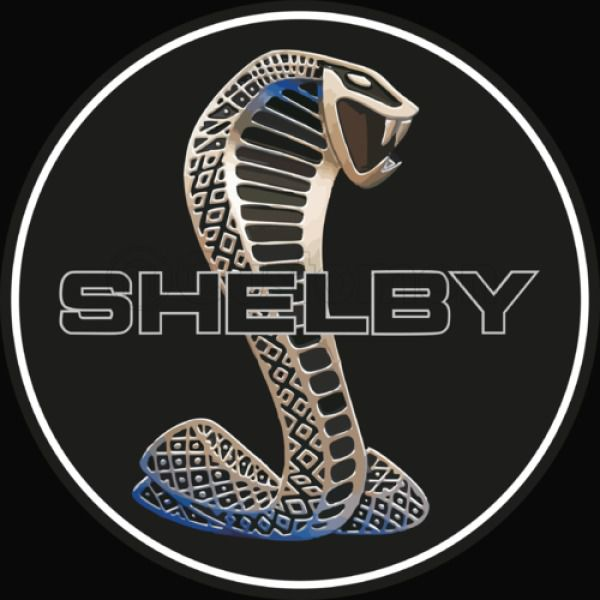 Mustang Shelby Cobra Logo iPhone 7 Case.
