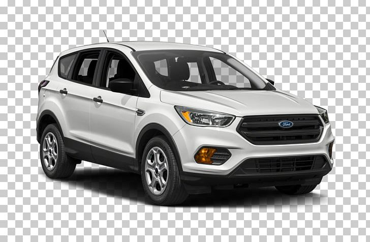 2018 Ford Escape S SUV Sport Utility Vehicle Car Latest PNG.