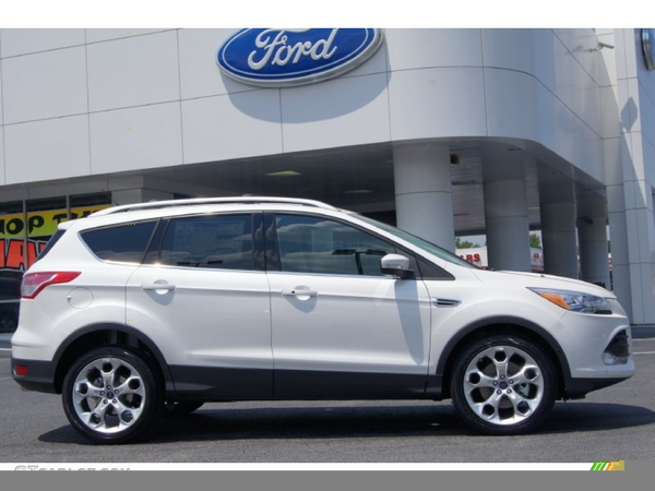 Ford Escape Clipart.