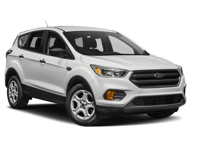 New 2019 Ford Escape SE 4WD.