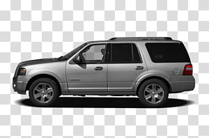2008 Ford Expedition transparent background PNG cliparts.