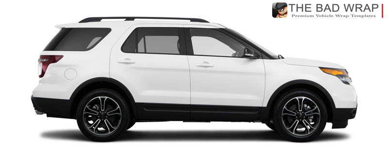 Ford Explorer Clipart Clipground