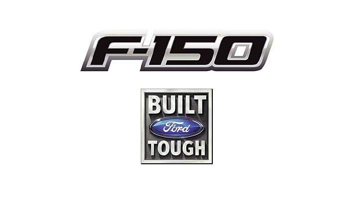 Ford f150 Logos.