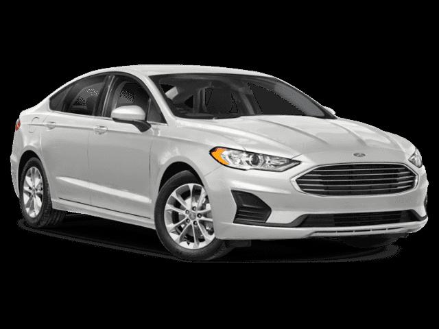 New 2019 Ford Fusion SEL FWD 4D Sedan.