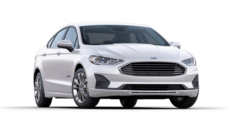 2019 Ford Fusion Hybrid.