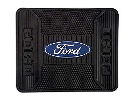 TruShield Ford Logo Elite Rear Utility Floor Mat.