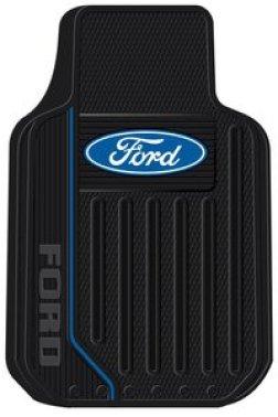 Plasticolor Ford Elite Floor Mat, 2.