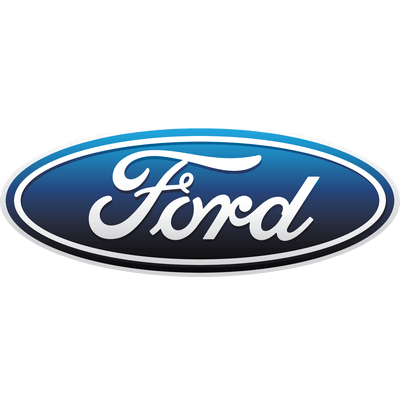 Ford Logo transparent PNG.