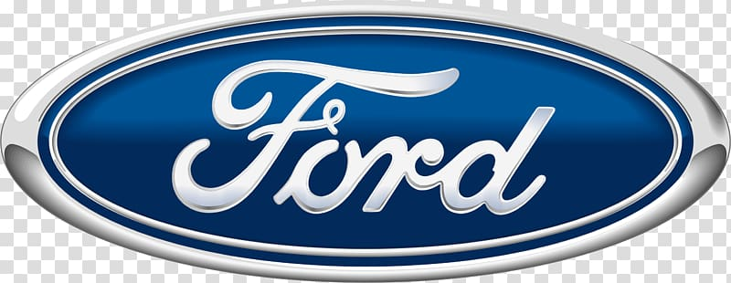 Ford Motor Company Car Ford Transit NYSE:F, car logo.
