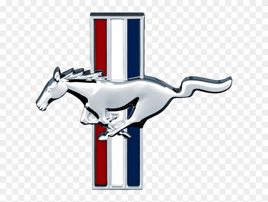 Ford Mustang Logo Png.