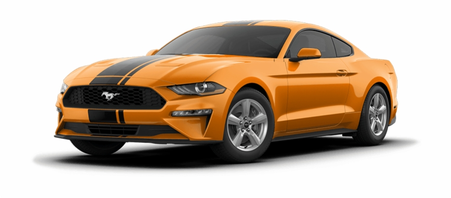 Picture Of 2019 Ford Mustang Hero Options Shown.