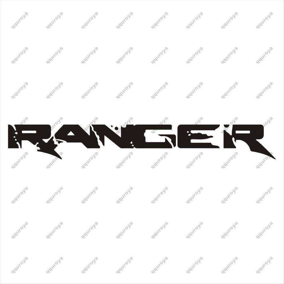 Ford Ranger Logo.