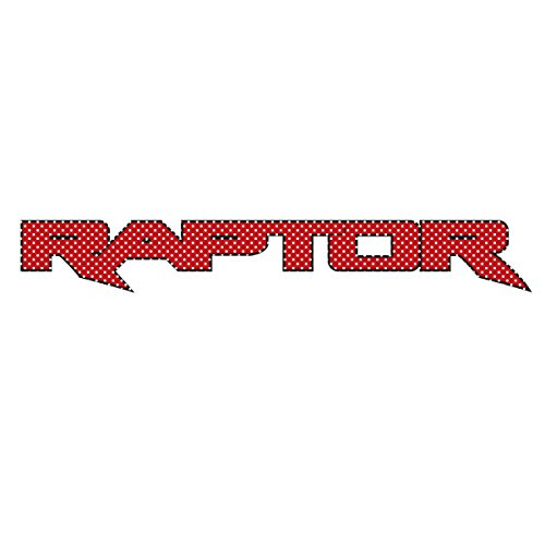 Top ford raptor decals 2017.