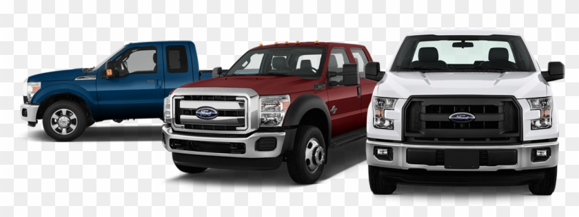2017 Ford Trucks Line.